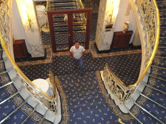 Hotel El Avenida Palace : detalhes do hotel