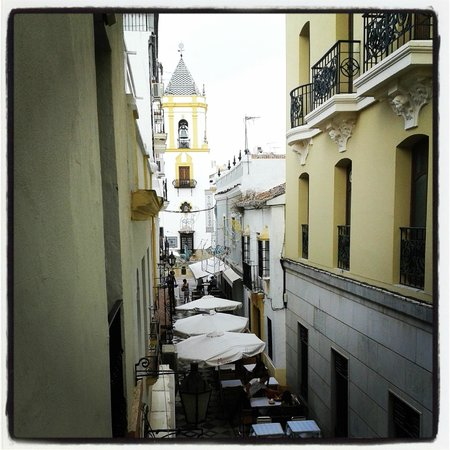 Hotel Hermanos Macias: One view from the room.