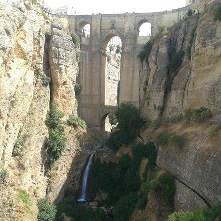 Hotel Hermanos Macias: Puente Nuevo Ronda