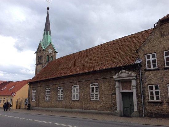 Sct. Knuds Kirke Den Katolske Kirke