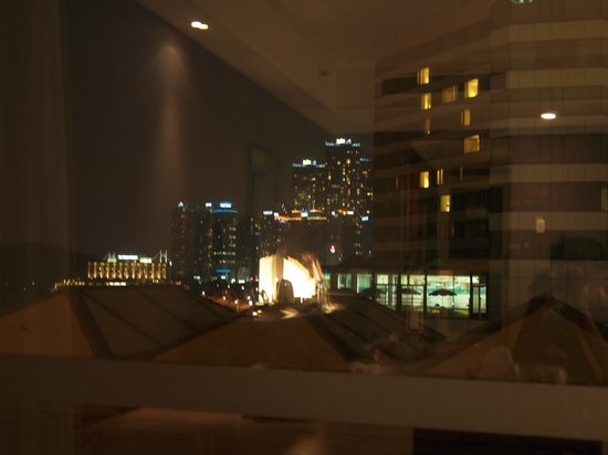 Paradise Hotel Busan: 온돌룸 야경