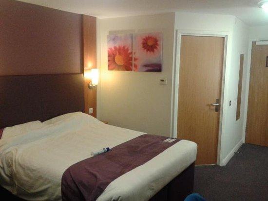 Premier Inn Blackpool (Bispham) Hotel: Our Room
