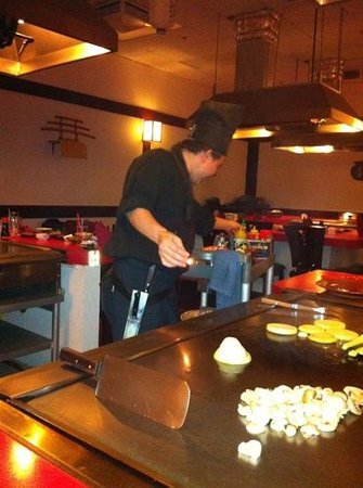 Osaka House Japanese Steakhouse