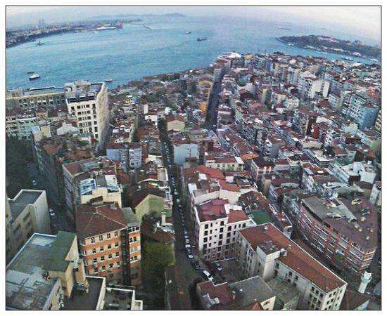 The Marmara Taksim: The view