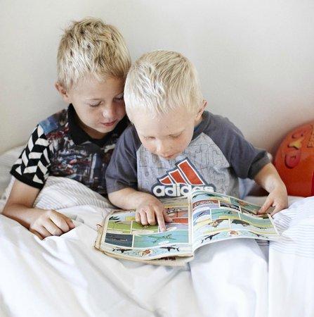 Danhostel Sonderborg-Vollerup: godnat læsning