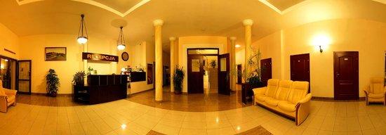 Hotel Kameralny: Recepcja/Hol