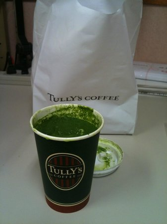 Tullys Coffee KamedaMedicalcenter
