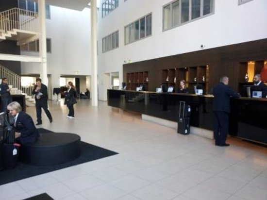 Skt. Petri : Lobby 1