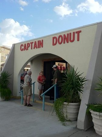 Captain Donut : you've found it