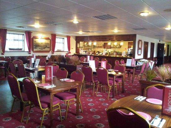 Bosuns Diner: Inside the Bosun's