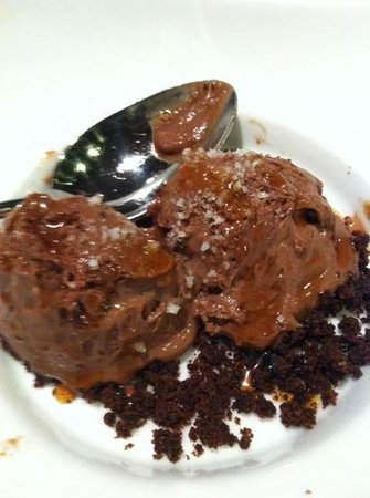 Grapeseed: chocolate cremeaux
