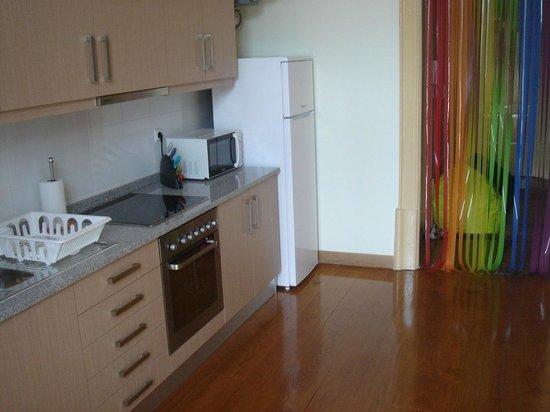 CoolHostel : Cozinha