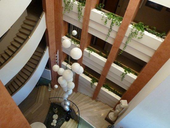 Hotel Estela Barcelona - Hotel del Arte: Atrium
