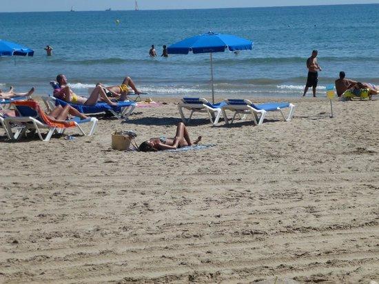 Hotel Estela Barcelona - Hotel del Arte: Beach