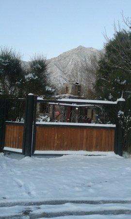El Coiron - Almacen de Delicias: invierno en cacheuta