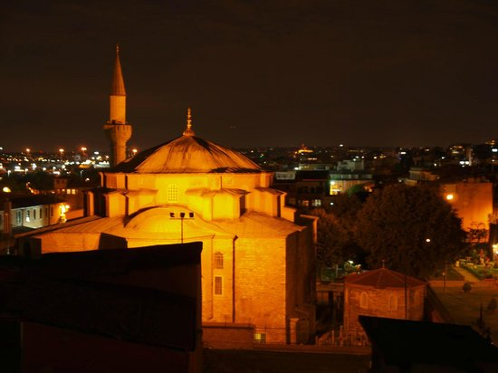 City Guesthouse Istanbul: the little hagia sophia