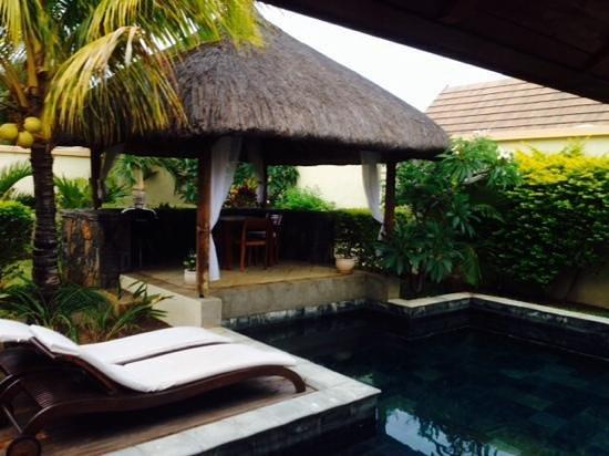 Résidence Les Villas Oasis : villa pool