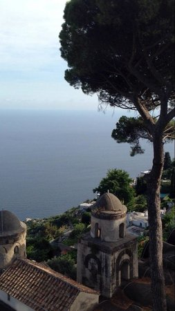 Tours of Amalfi Coast: View from Ravello