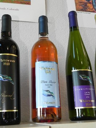 Whitewater Hill Vineyards: Mmmmmmmmm
