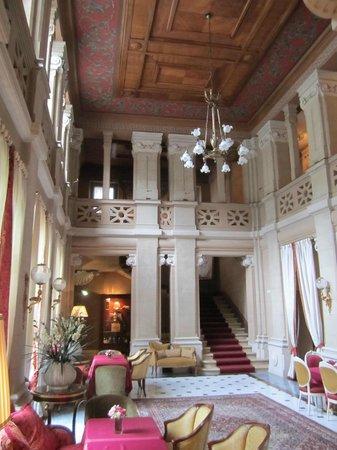 Albergo Terminus Hotel: Hotel interior