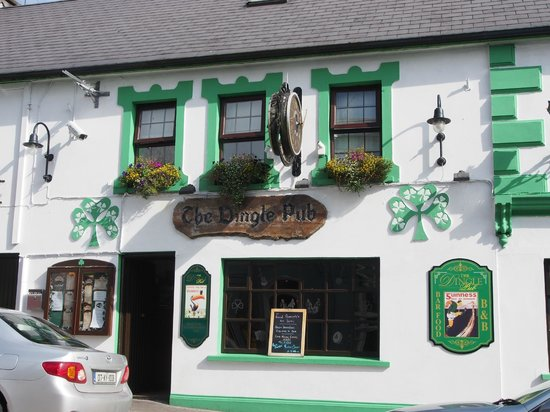 The Dingle Pub: Great for beer