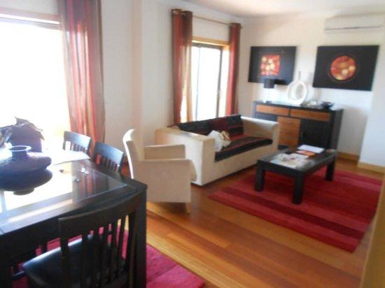 Parque da Corcovada : Living room area