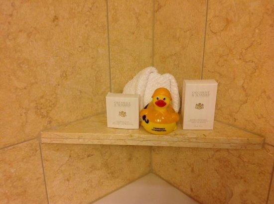 The Paramount Hotel: Duck!