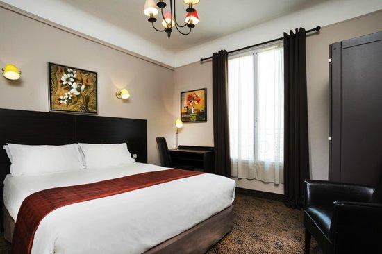 Hotel Chatillon Paris Montparnasse : Room