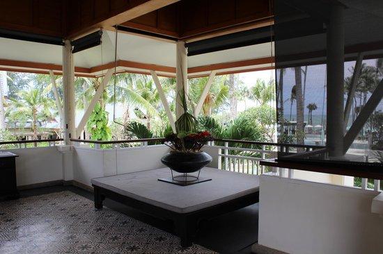Outrigger Laguna Phuket Beach Resort: Zona Relax