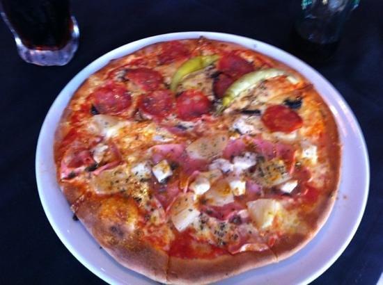 La Mattina : customize your pizza delicious !