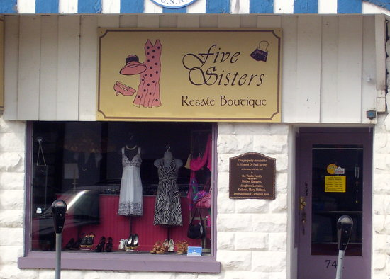 ‪Five Sisters Resale Boutique‬