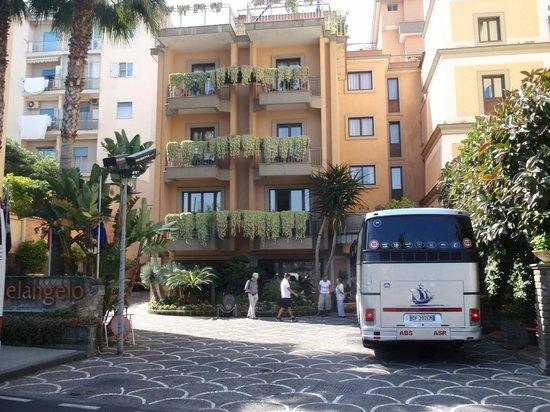 Michelangelo Hotel : hotel Michelangelo
