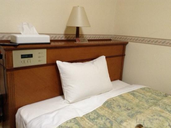 Hotel Bel Air Sendai: シングルベッド