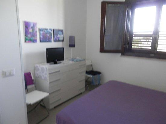 Residence Lido Burrone : Camera Trilocale