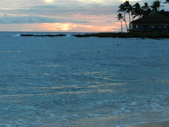Kiahuna Plantation Resort: Gorgeous sunsets