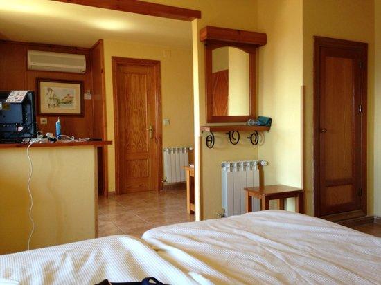 Alcadima Hotel : Part of suite