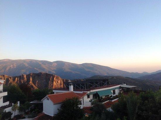 Alcadima Hotel : View from balcony