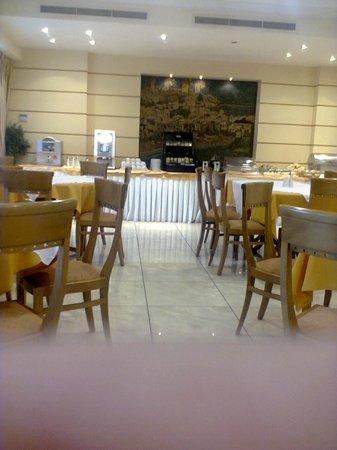 Palmyra Beach Hotel: colazione