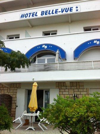 Arcantis Hotel Bellevue: façade de l'hôtel