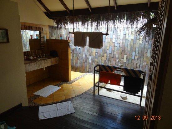 Filitheyo Island Resort: Bad