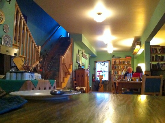 Restaurant 100 KM : Chanterelle Inn and Restaurant, Baddeck, Cape Breton