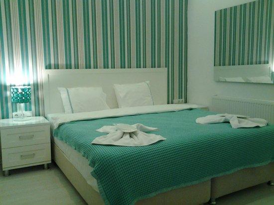 Yazar Hotel: Очень удобная постель