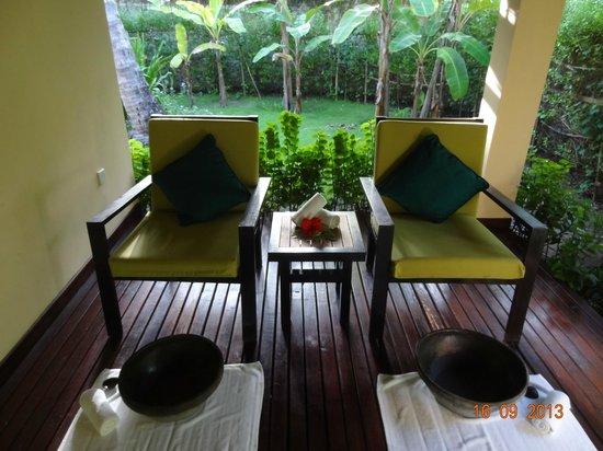 Filitheyo Island Resort: Spa