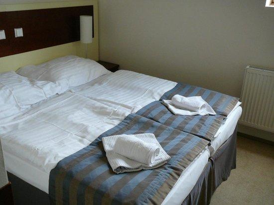 City Partner Hotel Gloria: Номер