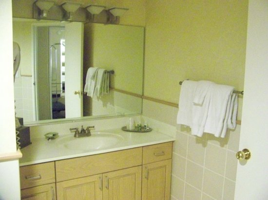 The Carriage House: Guest Bath