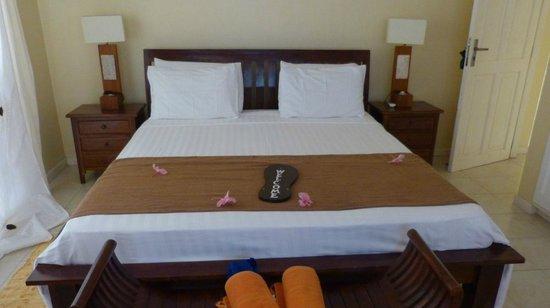 Le domaine de Bacova: Schlafzimmer