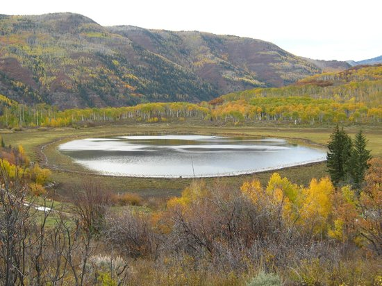 Outwest Guides - Day Tours: Lily Lake, Marble, Colorado