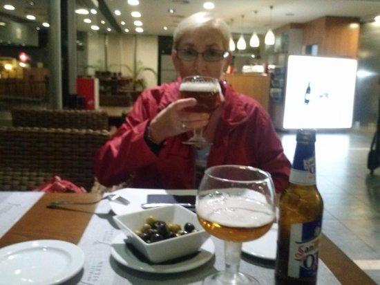 Sercotel Malaga: restaurant