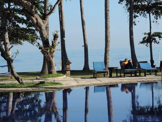 Sunari Beach Resort: pool area