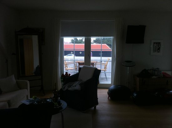 Ruths Hotel: Sofagruppen